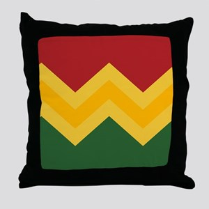 Trendy Chevron Pattern Design Throw Pillow