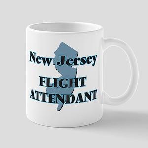 New Jersey Flight Attendant Mugs