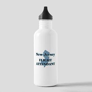 New Jersey Flight Atte Stainless Water Bottle 1.0L