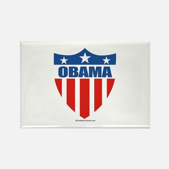 Obama Rectangle Magnet