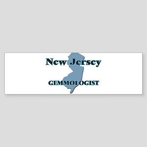 New Jersey Gemmologist Bumper Sticker