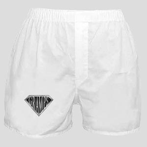 SuperGramps(metal) Boxer Shorts
