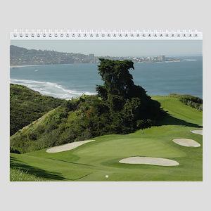 Torrey Pines Wall Calendar