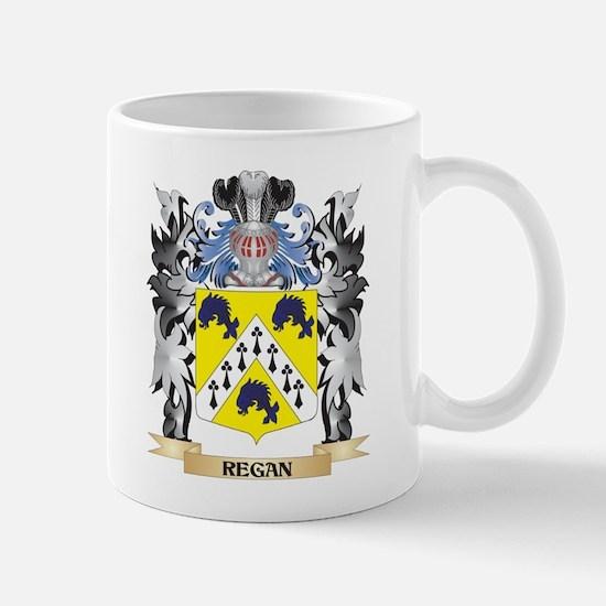 Regan Coat of Arms - Family Crest Mugs