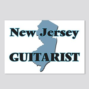 New Jersey Guitarist Postcards (Package of 8)
