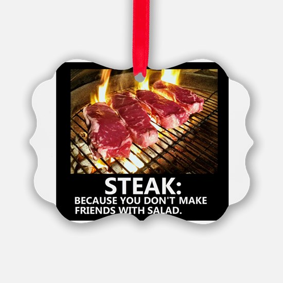 BBQ LOVER Ornament