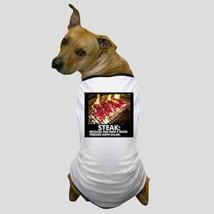 BBQ LOVER Dog T-Shirt