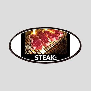 BBQ LOVER Patch