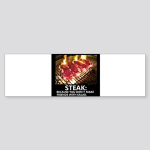 BBQ LOVER Sticker (Bumper)