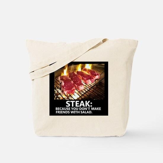 BBQ LOVER Tote Bag