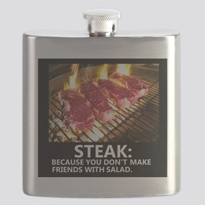 BBQ LOVER Flask