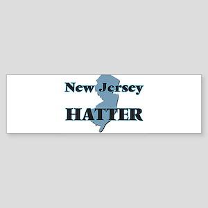 New Jersey Hatter Bumper Sticker