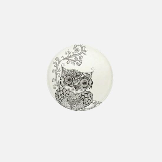 Cute Handmade Mini Button