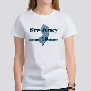 New Jersey Higher Education Administrator T-Shirt