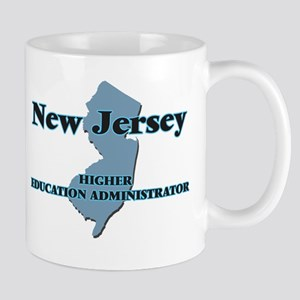 New Jersey Higher Education Administrator Mugs