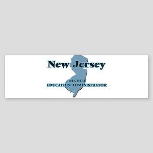 New Jersey Higher Education Adminis Bumper Sticker