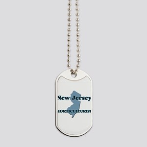New Jersey Horticulturist Dog Tags