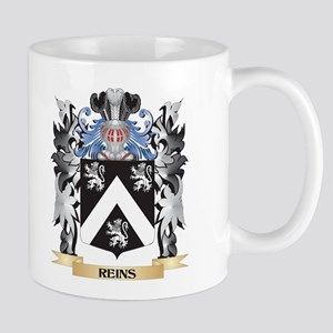 Reins Coat of Arms - Family Crest Mugs