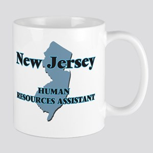 New Jersey Human Resources Assistant Mugs