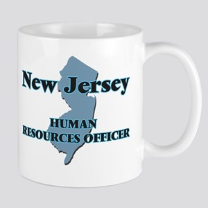 New Jersey Human Resources Officer Mugs