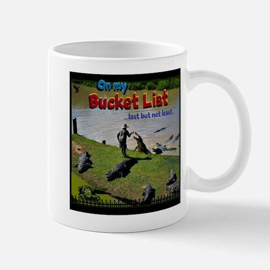 Bucket List Mugs