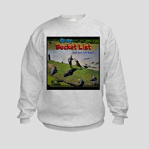 Bucket List Sweatshirt