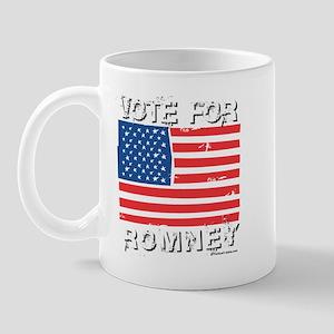 Vote for Romney Mug