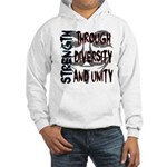 Sdu Hooded Sweatshirt