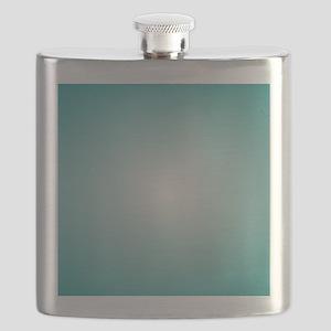Blue Radial Gradient 120x90 Flask