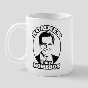 Romney is my homeboy Mug