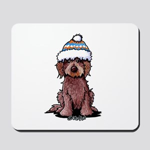 Winter Chocolate Mousepad
