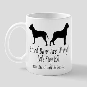 Stop BSL Mug