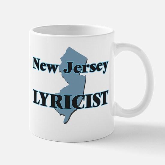 New Jersey Lyricist Mugs