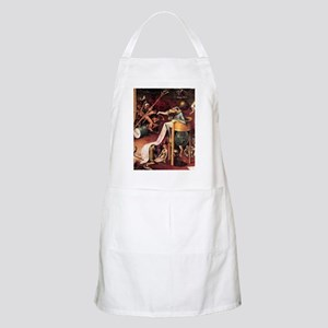 Hieronymus Bosch's Hell BBQ Apron