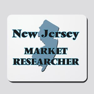 New Jersey Market Researcher Mousepad