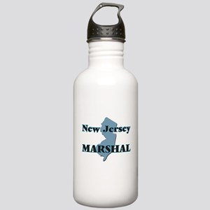 New Jersey Marshal Stainless Water Bottle 1.0L