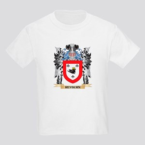 Reyburn Coat of Arms - Family Cres T-Shirt