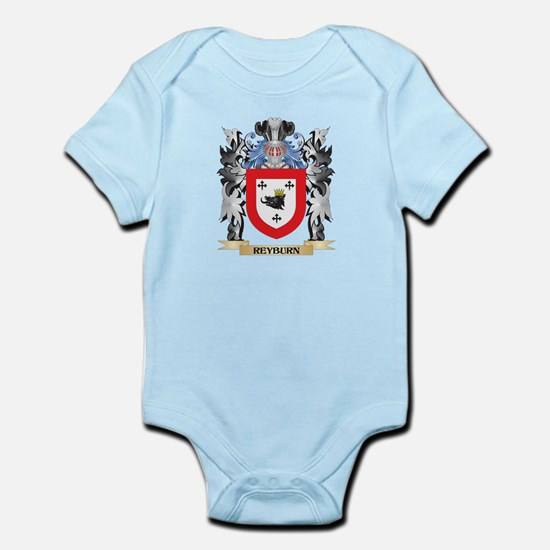Reyburn Coat of Arms - Family Crest Body Suit