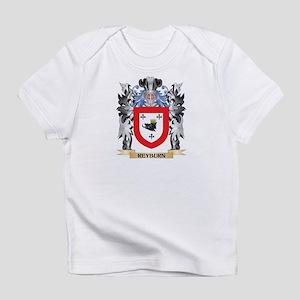 Reyburn Coat of Arms - Family Crest Infant T-Shirt