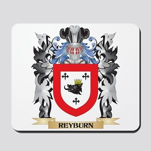 Reyburn Coat of Arms - Family Crest Mousepad