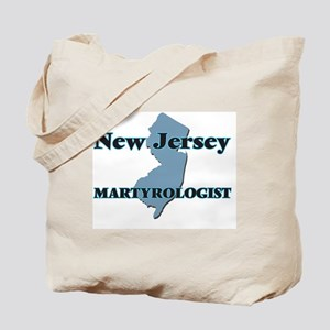 New Jersey Martyrologist Tote Bag