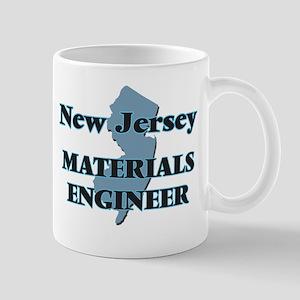 New Jersey Materials Engineer Mugs