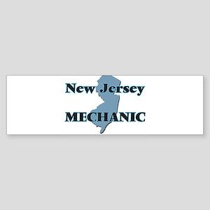 New Jersey Mechanic Bumper Sticker