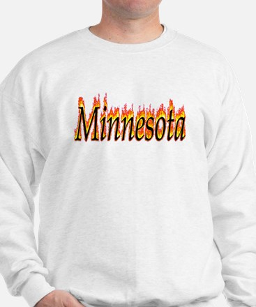 Minnesota Flame Sweatshirt