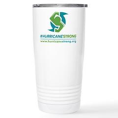 Hurricanestrong Stainless Steel Travel Mug