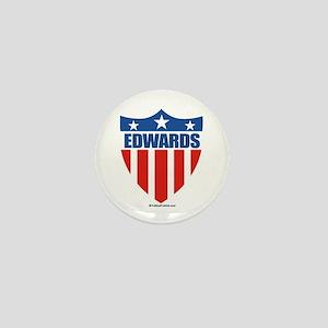 John Edwards Mini Button