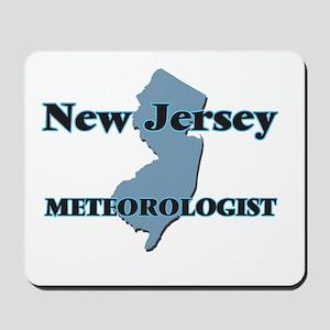 New Jersey Meteorologist Mousepad