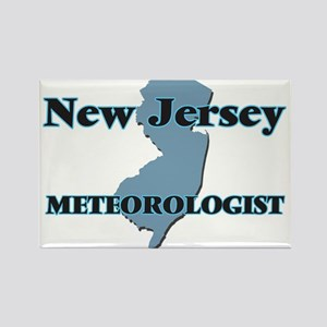 New Jersey Meteorologist Magnets