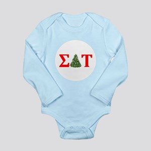 Sigma Delta Tau Christmas Tree Body Suit