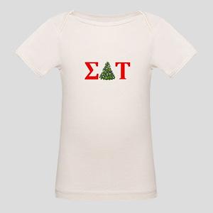 Sigma Delta Tau Christmas Tree T-Shirt